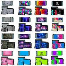 Nintendo Switch Console Joy-Con Skin-16 Patterns-Vinyl Skin Decal Stickers Cover