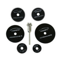 Circular Saw Blade Set Rotary Tool Accessory For Dremel