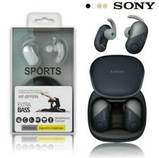Sony WF-SP700N Wireless Noise Canceling In-Ear Headphones Ambient Sound Mode