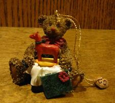 Ganz Cottage Resin Ornaments by Lorraine Chien, #CC3604 DEMPSTER