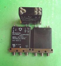 1Pc Teledyne Cr-33Sic-T 24-30V 18Ghz Sma Rf coaxial switch