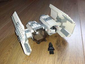 LEGO STAR WARS TIE BOMBER WHITE
