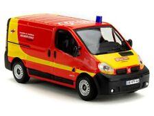 Renault Trafic Sécurité civile OLIEX