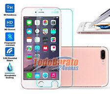 2 x PROTECTOR PANTALLA CRISTAL TEMPLADO PARA IPHONE 7 plus 5.5 pulgadas