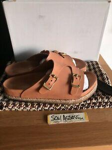 Yuketen Zuricher SAL3 Sandal Handmade natural leather