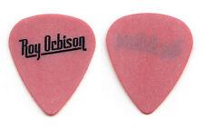 Roy Orbison Red Guitar Pick #2