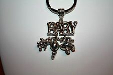 Brighton Sweet Baby Key Fob  NWT