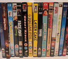CHEAP DVDS VARIOUS! BUY TWO OR MORE SAVE 25%