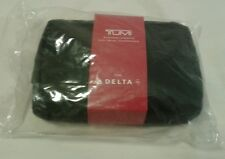 NEW Tumi for Delta Airlines Business and First Class Amenity Kit Bag Pouch Gift