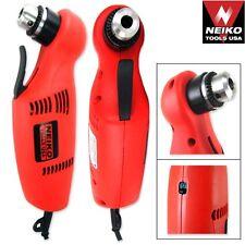 "3/8"" inch Close Quarter Power Drill Electric Reversable 0-1400 Rpm"