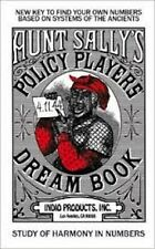 Aunt Sally's Policy Player's Dream Book Hoo Doo Pagan