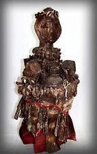 FETICHE VAUDOU DU  NIGERIA  **  CULTE DES JUMEAUX
