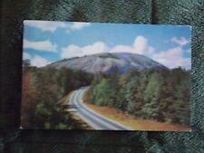 Vintage Postcard Stone Mountain, Georgia, Located In DeKalb County