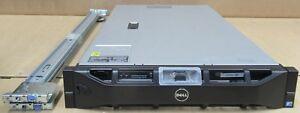 Dell PowerEdge R510 2x Quad Core Xeon E5640 16GB 320GB 2U RACK Server