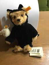 Steiff Teddybär Halloween Katze und Maus 028489 RAR
