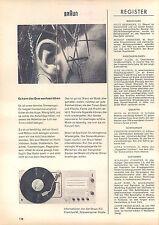 Braun-audio-Stereo-1963-Reklame-Werbung-genuineAdvertising-nl-Versandhandel