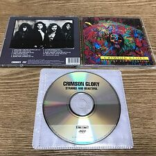 Crimson Glory – Strange And Beautiful [1CD, Korea 1st Press, ORG]