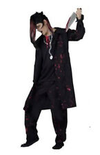 DR DERANGED MENS HALLOWEEN COSTUME HORROR FANCY DRESS UP TO 44 INCH CHEST
