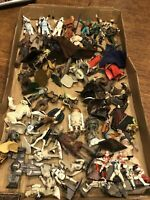 58 Star Wars Miniature Figures Hasbro LFL: Solo, Chewie, Skywalker, Clones, Etc