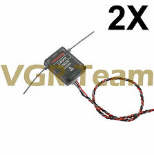 2X Satellite pour F701 S603 CM703 DSMX Empfänger 2.4 GHz récepteur K116 X2