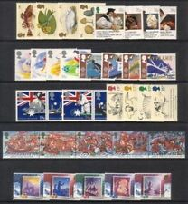 GB 1988 Complete Commemorative Collection Under Face Value Superb M/N/H
