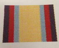 Gulf War 1990 - 1991 Full Size Medal Ribbon, Army, Military, Iraq, Op Granby