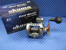 Okuma Cold Water Trolling Reel with Line Counter CW 303D Right Hand Retrieve