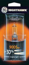 GE Nighthawk Ultra Bight Vehicle Headlight Bulb # 9005 NH/BP 12V (HB3)