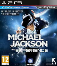 Michael Jackson: The Experience ~ PS3 Game (in Good Condition)