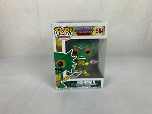 Merman Masters of the Universe Pop! Television Vinyl Figure by Funko 564
