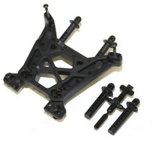 Axial 1/8 Yeti XL Front Shock Tower & Front & Rear Body Mounts