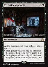 Shadows Over Innistrad ~ TRISKAIDEKAPHOBIA rare Magic the Gathering card