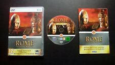 ROME TOTAL WAR + BARBARIAN INVASION Gold Edition : JEU PC / MAC DVD-ROM complet