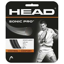 *Lot of 4* HEAD SONIC PRO Tennis String Sets 12m/40ft