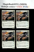 MRM ENGLISH 4x Lancer Sliver - Slivoïde lancier NM/M MTG magic MH1