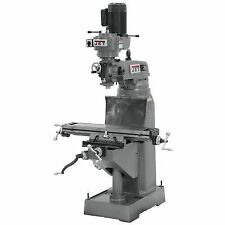 JET 690036 Jvm-836-1 Step Pulley Milling Machine 115v 1ph