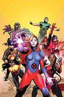 X-Men Red 1 Marvel 2018 NM 1:25 Muhmud Asrar Variant Jean Grey X-23 Trinary
