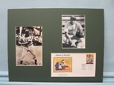 Honoring Negro League Hall of Fame Player - Josh Gibson & First Day Cover