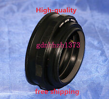 High-quality M65 to M65 Lens Adjustable Focusing Helicoid adapter 17mm~31mm