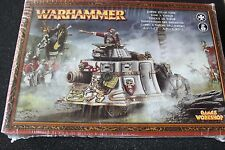 Games Workshop Warhammer The Empire Steam Tank Metal New Sealed WH40K Fantasy B2