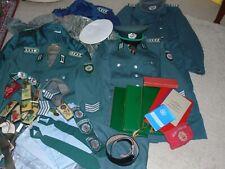 Volkspolizei Obermeister Konvolut Uniform Orden VP MdI DDR KVP