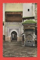 Marokko - FES - Dar und Brunnen Nedjarine (J4135)