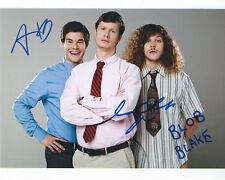 WORKAHOLICS AUTOGRAPHED PHOTO SIGNED 8X10 #1 ADAM BLAKE ANDERS