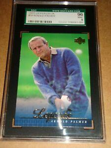2001 Upper Deck #59 Arnold Palmer SGC 96
