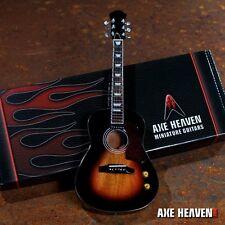 Axe Heaven John Lennon Gibson J45 Miniature Collectable Guitar - AC002