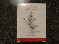 "Hallmark 2015 Disney Frozen Ornament ""Olaf"" Snowman"