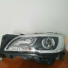 2015 - 2016 Subaru Legacy Headlight Halogen/LED OEM LH (Driver)