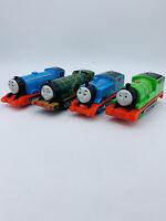 Thomas & Friends Trackmaster Motorized Trains Lot Emily Thomas Gordon Percy