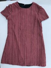 Isabel Garreton Girls Pink A-line Dress NWT 6