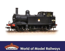 Bachmann 31-435 Midland Class 1F 41726 BR Black Early Vacuum Fitted OO Gauge